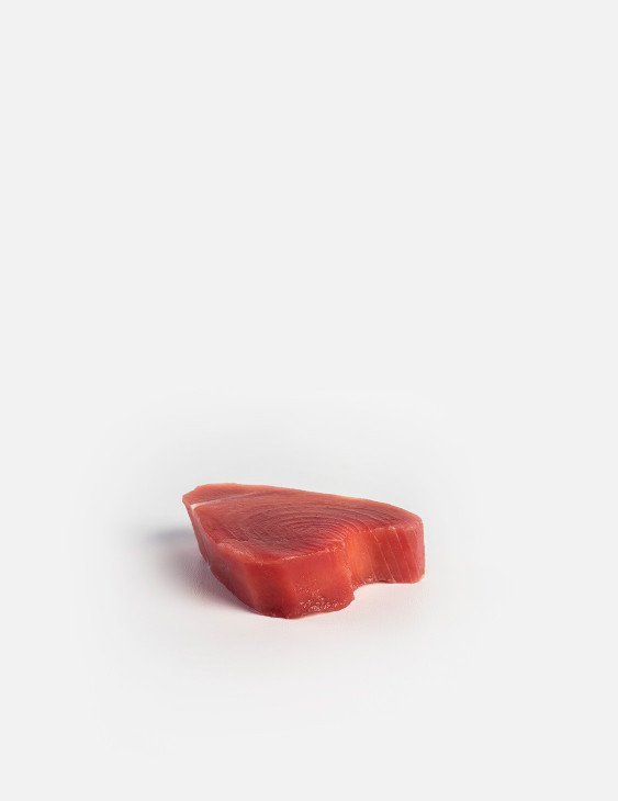Steak de atún Alakrana